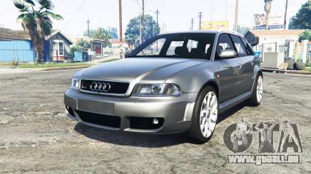Audi RS 4 Avant (B5) 2001 v1.2 [add-on] für GTA 5