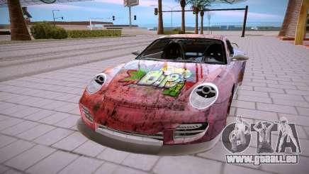 Porshe 911 GT2 pour GTA San Andreas