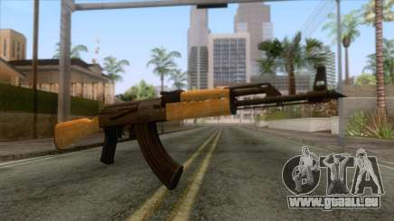 Zastava M70 Assault Rifle v1 für GTA San Andreas