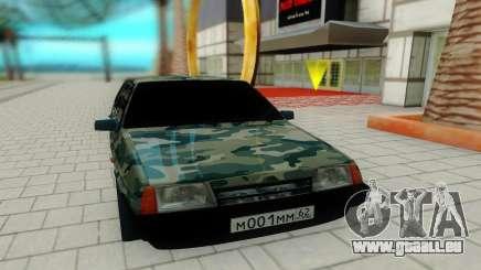 2109 Oliva pour GTA San Andreas