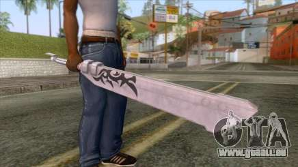 Final Fantasy Mobius - Blank Sword für GTA San Andreas