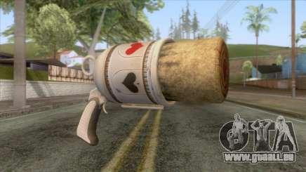 Injustice 2 - Harley Quinn Cork Gun v1 für GTA San Andreas