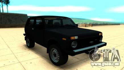Niva 2121 pour GTA San Andreas