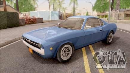 Driver PL Brooklyn für GTA San Andreas