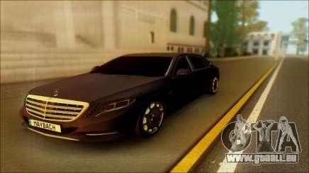 Mercedes-Benz Maybach pour GTA San Andreas