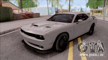 Dodge Charger SRT Hellcat pour GTA San Andreas