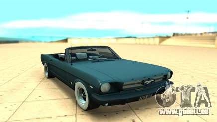 Ford Mustang Convertible pour GTA San Andreas