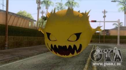 Final Fantasy Mobius - Oglock Skin v5 für GTA San Andreas