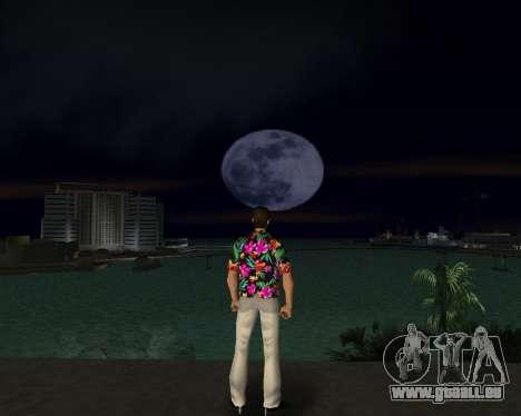 Stilvolles shirt von Tommy für GTA Vice City zweiten Screenshot
