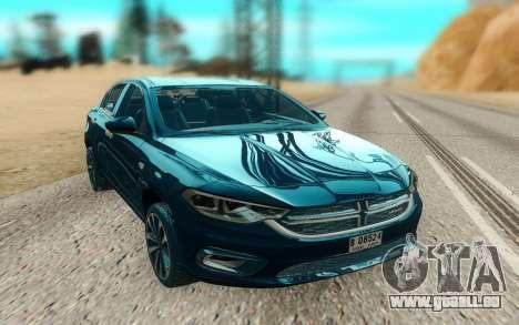 2018 Dodge Neon pour GTA San Andreas