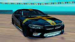 BMW M5 F90 SpeedHunters pour GTA San Andreas