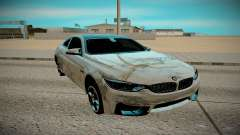 BMW M4 TR pour GTA San Andreas