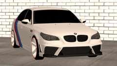 BMW M5 E60 SS (SmotraStyle) pour GTA San Andreas