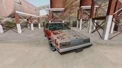 Chrysler New Yorker 1988 Rusty für GTA San Andreas
