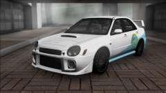 Subaru Impreza WRX 2001 pour GTA San Andreas