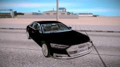 Audi A8L TFSI