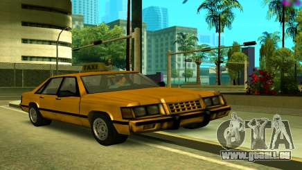 Taxi from GTA Vice City pour GTA San Andreas