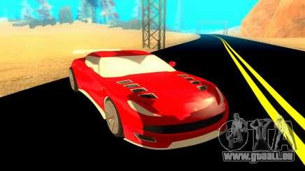 Ocelot Pariah pour GTA San Andreas