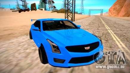 Cadillac ATS für GTA San Andreas