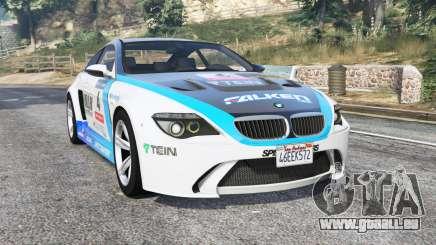 BMW M6 (E63) WideBody Volk v0.3 [replace] für GTA 5