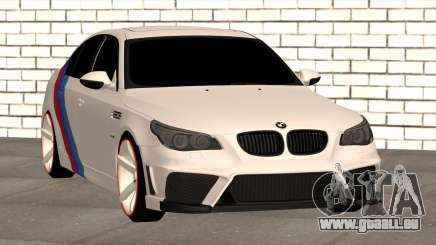 BMW M5 E60 SS (SmotraStyle) für GTA San Andreas