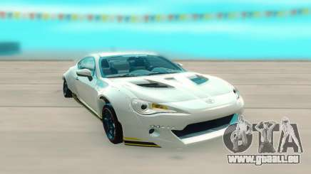 Toyota GT86 RB Ft Rotiform Permaisuri pour GTA San Andreas