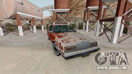 Chrysler New Yorker 1988 Rusty pour GTA San Andreas