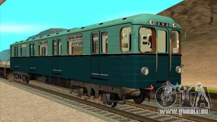 Wagon de type HÉRISSON d'Origine pour GTA San Andreas