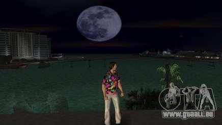 Élégante chemise pour Tommy pour GTA Vice City