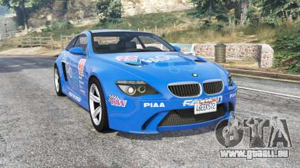 BMW M6 (E63) WideBody Pagid RS v0.3 [replace] pour GTA 5