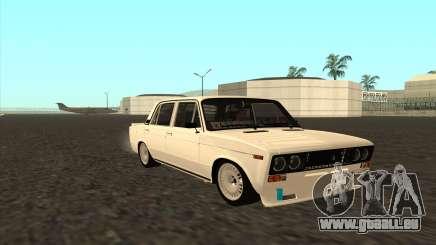 VAZ 2106 Japonakan pour GTA San Andreas