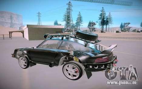GTA V Pfister Comet Safari pour GTA San Andreas laissé vue