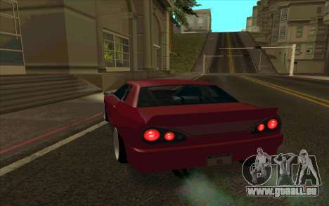 Wild Elegy pour GTA San Andreas