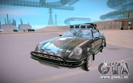 GTA V Pfister Comet Safari pour GTA San Andreas