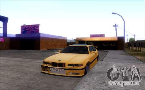 BMW M3 E36 Hamann pour GTA San Andreas
