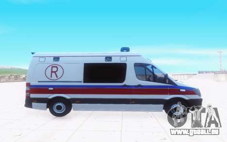 Mercedes-Benz Sprinter für GTA San Andreas