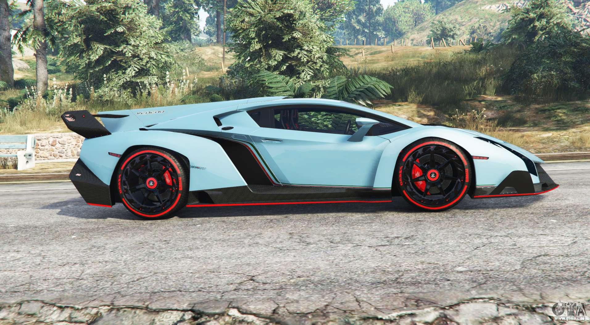 Pegassi Zentorno Vs Lamborghini Sesto Elemento Golfclub