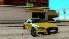 Audi RS3 Sedan 2017 pour GTA San Andreas