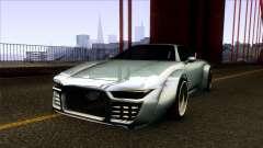 BlueRay Infernus Aurora pour GTA San Andreas