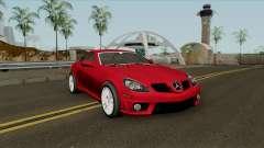 Mercedes-Benz SLK 55 AMG für GTA San Andreas