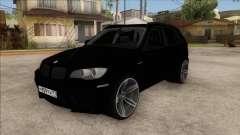 BMW X5M Gordey pour GTA San Andreas