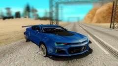Chevrolet Camaro ZL1 Forza Edition 2017 pour GTA San Andreas