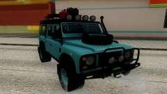Land Rover Defender Adventure pour GTA San Andreas