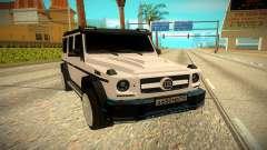 Mercedes-Benz G65 für GTA San Andreas