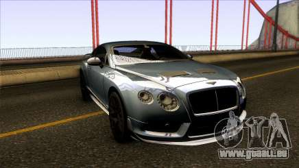 Bentley Continental GT3-R 2015 pour GTA San Andreas