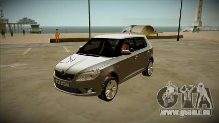 Skoda Fabia pour GTA San Andreas
