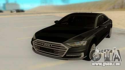 Audi A8 2018 pour GTA San Andreas