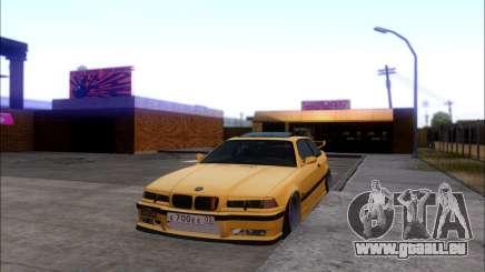 BMW M3 E36 Hamann für GTA San Andreas