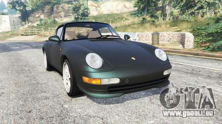 Porsche 911 Carrera S (993) 1995 [replace] pour GTA 5