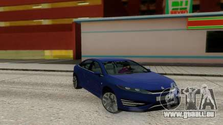 Acura TLX pour GTA San Andreas